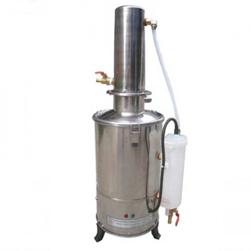 Auto-control Stainless Steel distiller 5L/h