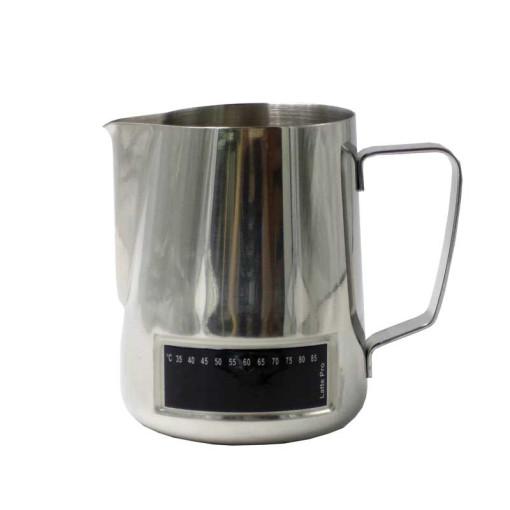 Latte Pro vrč za mleko s termometrom