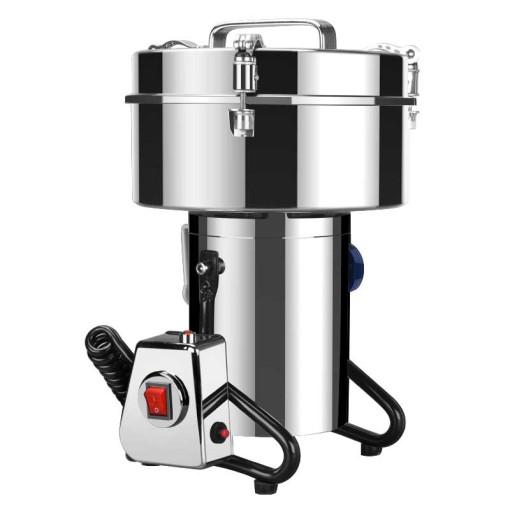 Commercial power grinder