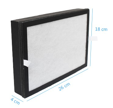 Replaceable filters